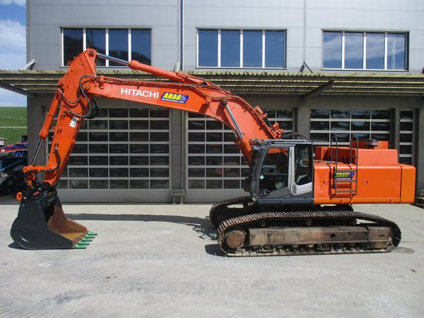 Kettenbagger Hitachi ZAXIS 470 LCH-3 (47to)