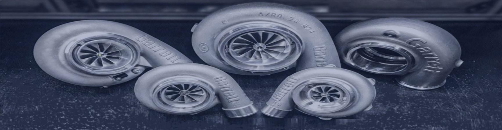 Turbolader Volvo Baumaschinen